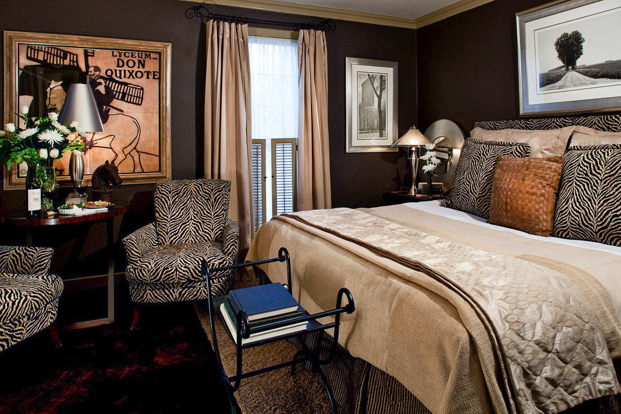 Boutique Hotels Hotels Romantic Getaways Romantic Hotels indoor room interior design Bedroom home Suite textile furniture bed frame window bed window treatment bed sheet bedding decorated several