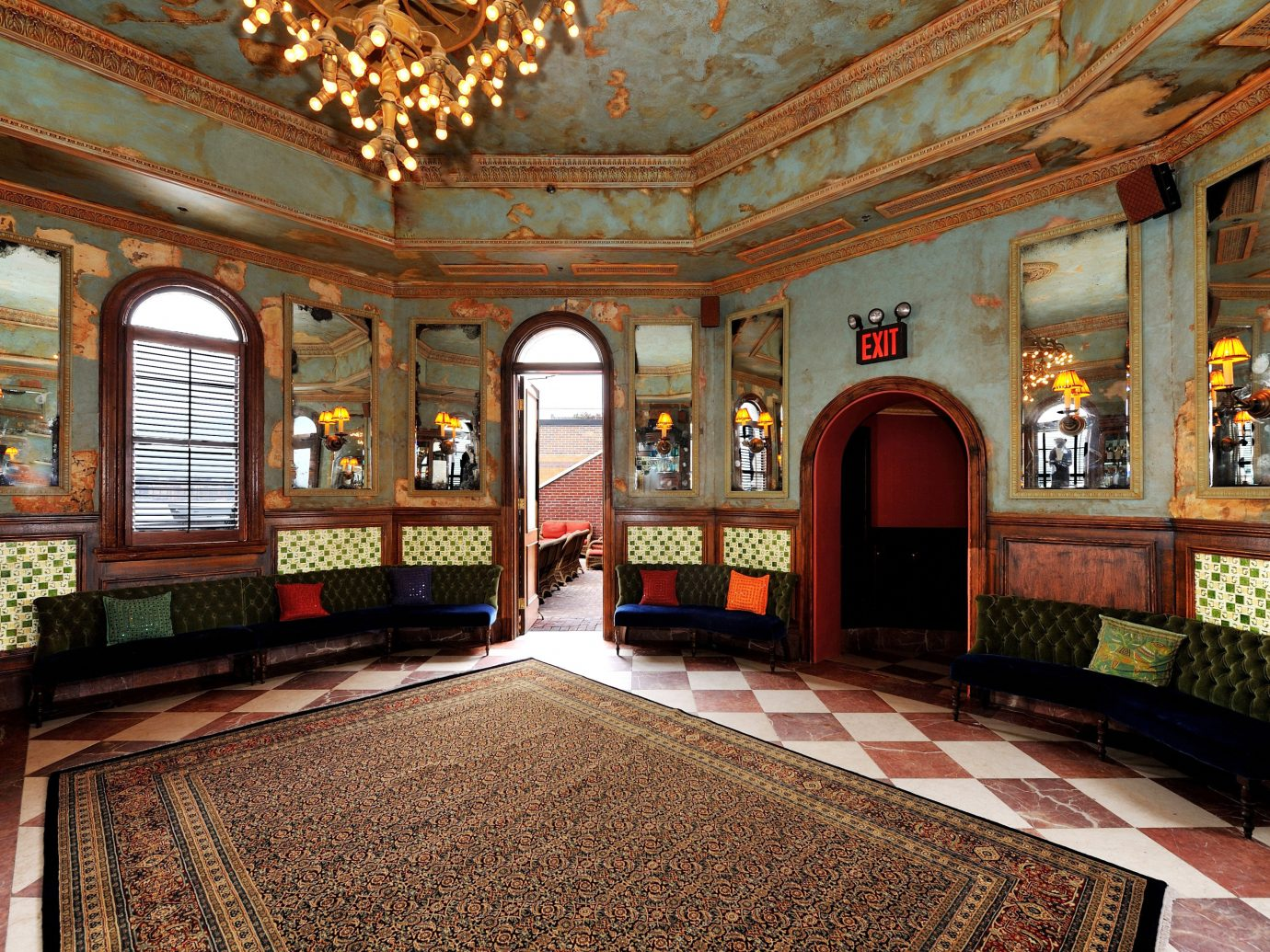 Trip Ideas indoor floor Lobby estate building ceiling palace mansion interior design chapel tourist attraction ballroom synagogue theatre hall furniture