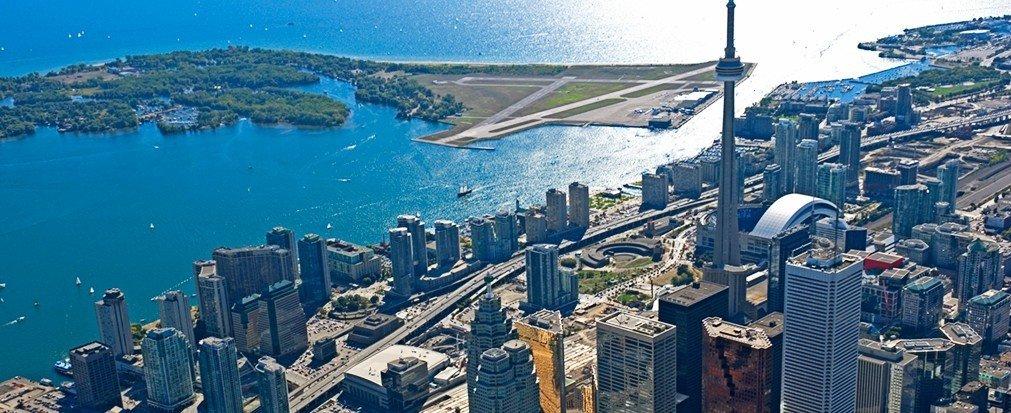 Jetsetter Guides outdoor aerial photography landmark photography bird's eye view skyscraper cityscape Nature metropolis skyline panorama shore dock