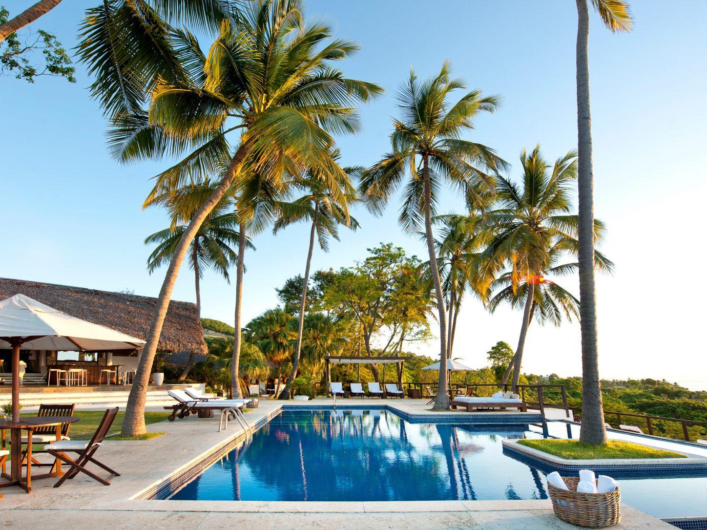 Pool At Casa Bonita Tropical Lodge In Bahoruco Barahona, Dominican Republic
