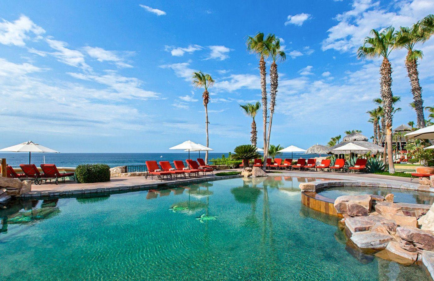 Budget Hotels sky leisure swimming pool outdoor Resort vacation Water park estate resort town amusement park bay Lagoon caribbean marina Sea
