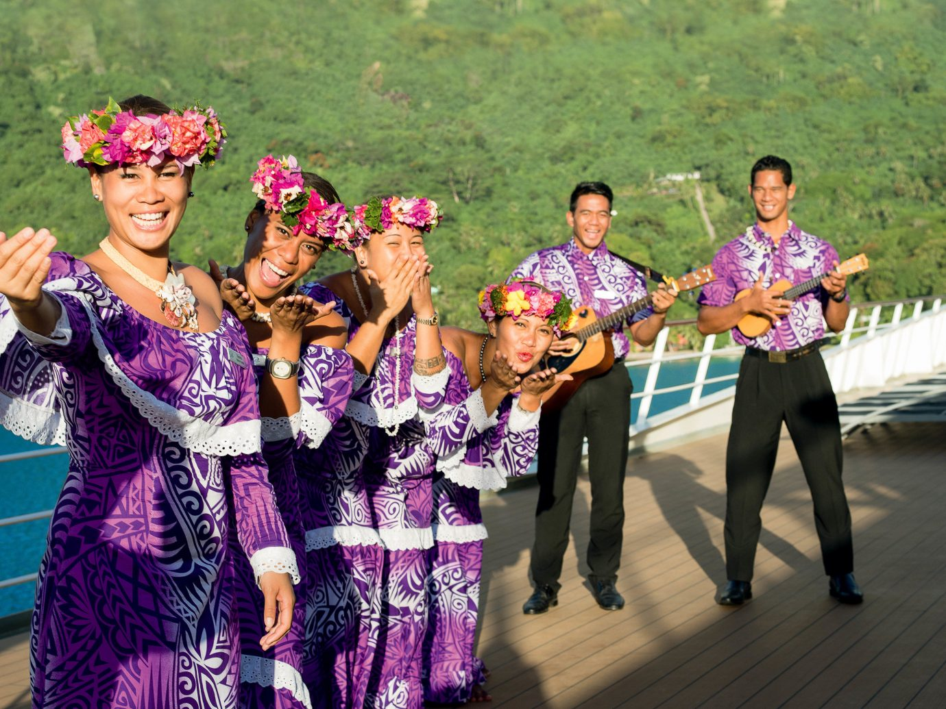 Cruise Travel Luxury Travel Trip Ideas person outdoor purple Sport event tradition dancer fun recreation performing arts dance plant festival