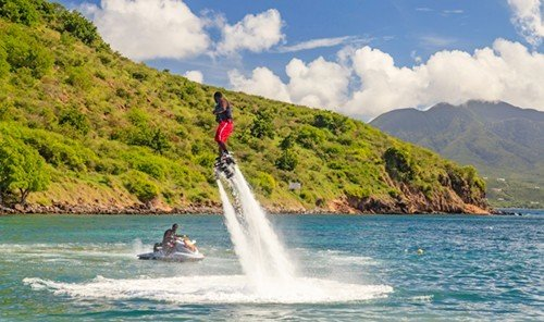 Trip Ideas outdoor water sky mountain Lake boating vehicle Boat extreme sport day
