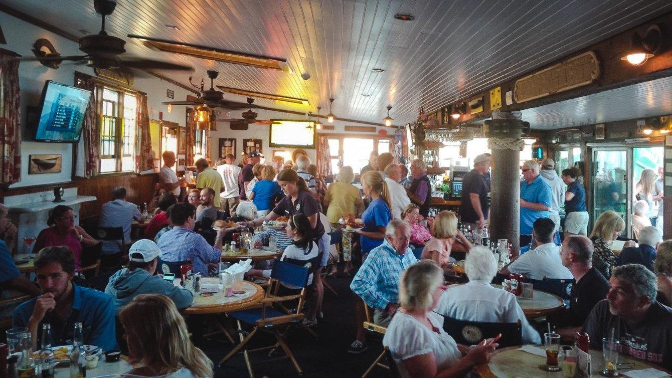 Food + Drink Luxury Travel Trip Ideas Weekend Getaways person indoor ceiling people restaurant group crowd