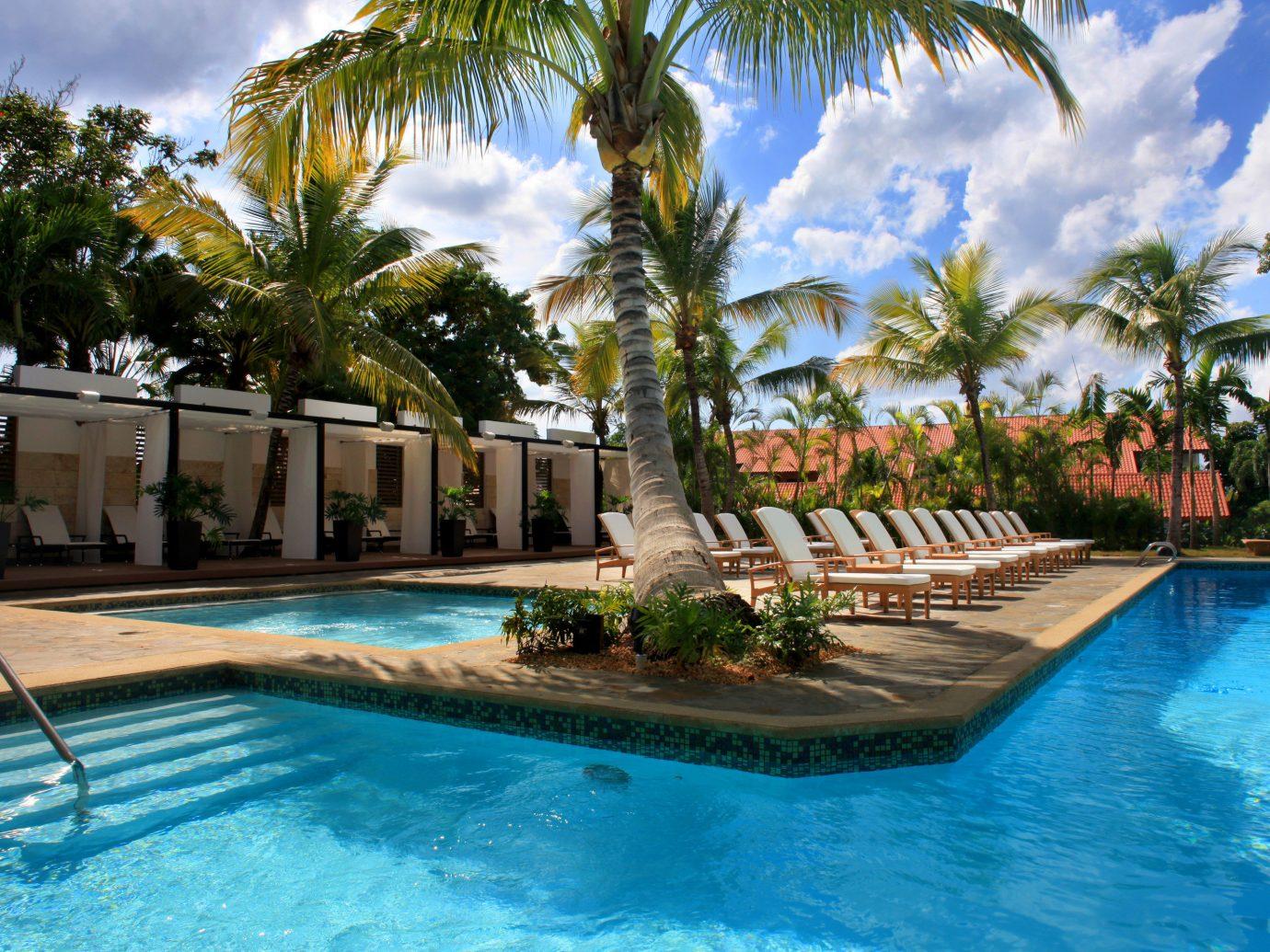 Casa De Campo Resort And Villas Pool In Dominican Republic