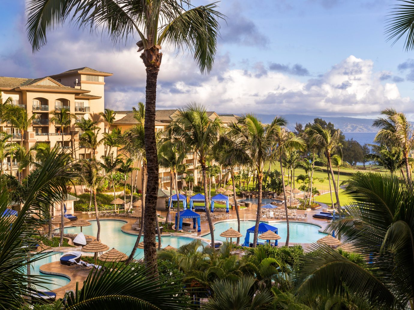 Beach Boutique Hotels Hotels Luxury Travel tree outdoor sky palm plant Resort leisure property swimming pool vacation estate arecales palm family real estate condominium lined colorful caribbean tropics several shore