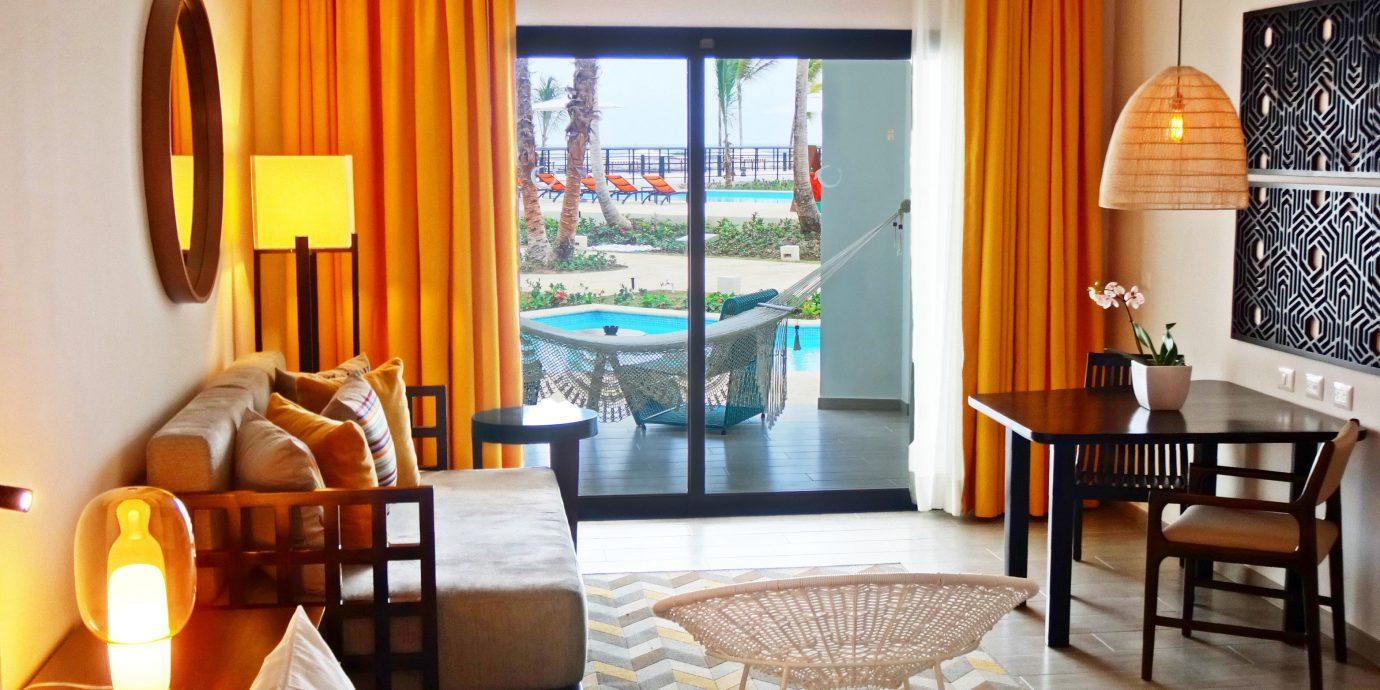 All-inclusive Family Patio Resort Romantic Suite property living room home cottage condominium Bedroom