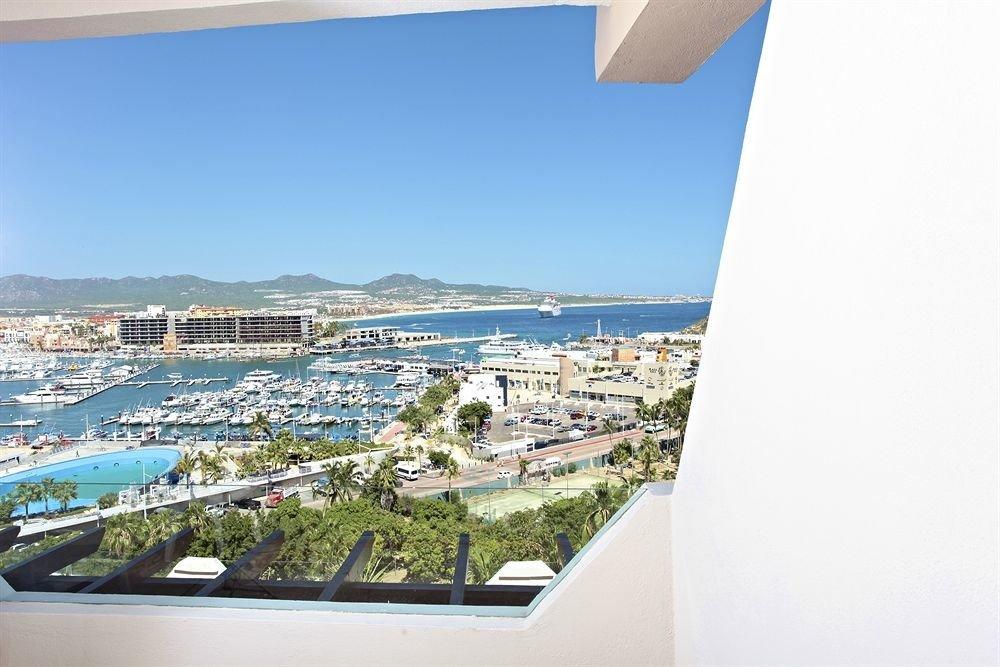All-inclusive Resort Scenic views Tropical sky property condominium Sea marina Coast