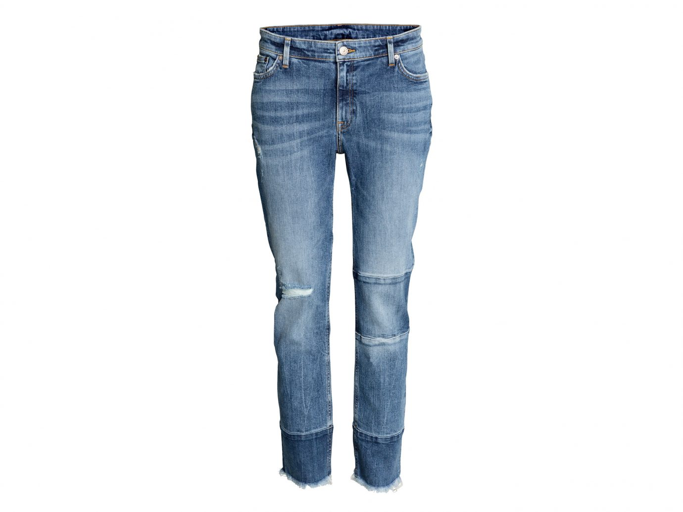 Style + Design person jeans denim clothing trouser standing trousers pocket textile abdomen material posing
