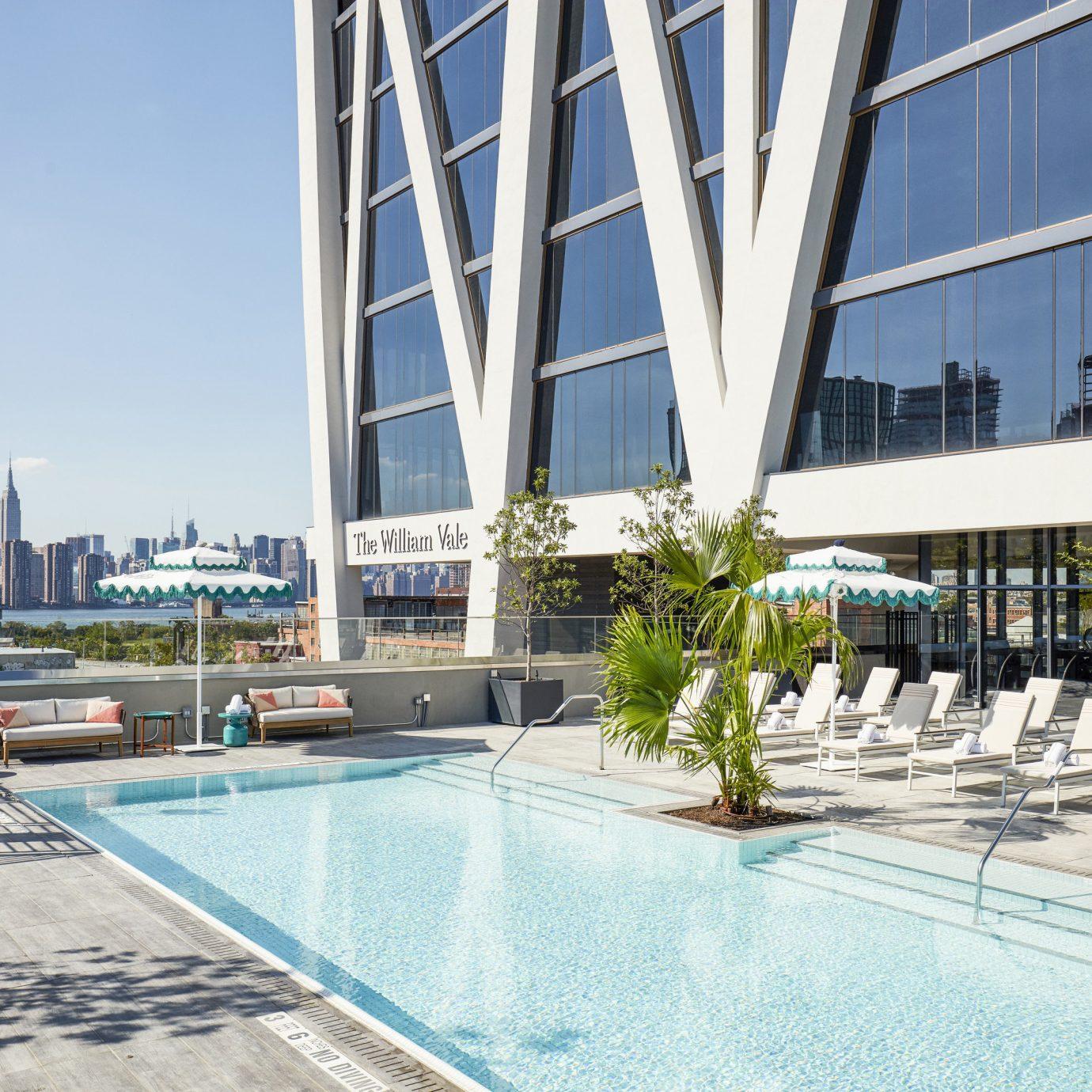 sky building leisure property condominium swimming pool plaza Architecture Resort headquarters