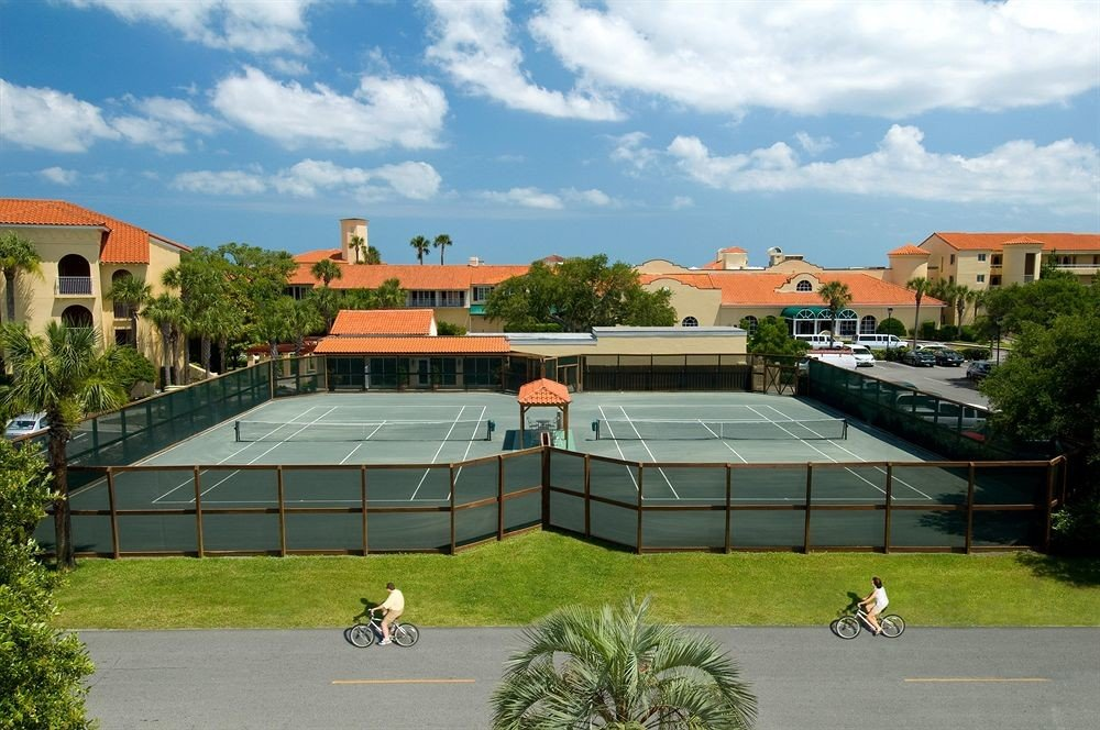 Sport Wellness grass sky property structure house residential area Architecture sport venue home roof stadium