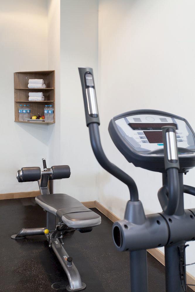 structure gym sport venue arm chair exercise machine automotive exterior exercise equipment sports equipment leg extension