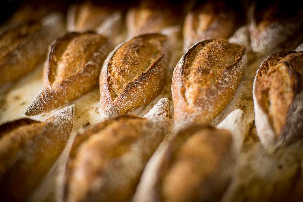 Food + Drink France Paris baked goods bread baking food finger food sourdough staple food whole grain bakery close