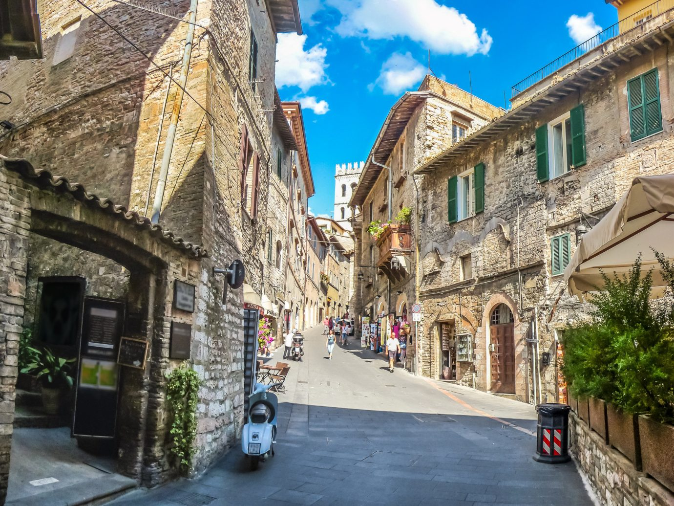 Trip Ideas building outdoor scene Town road way neighbourhood street City stone human settlement alley urban area Village tourism vacation residential area infrastructure old travel sidewalk older