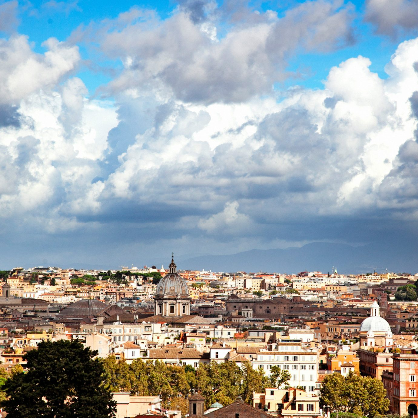 B&B City Historic Rooftop Scenic views sky cloud cityscape skyline horizon Town residential area landscape panorama Harbor clouds day
