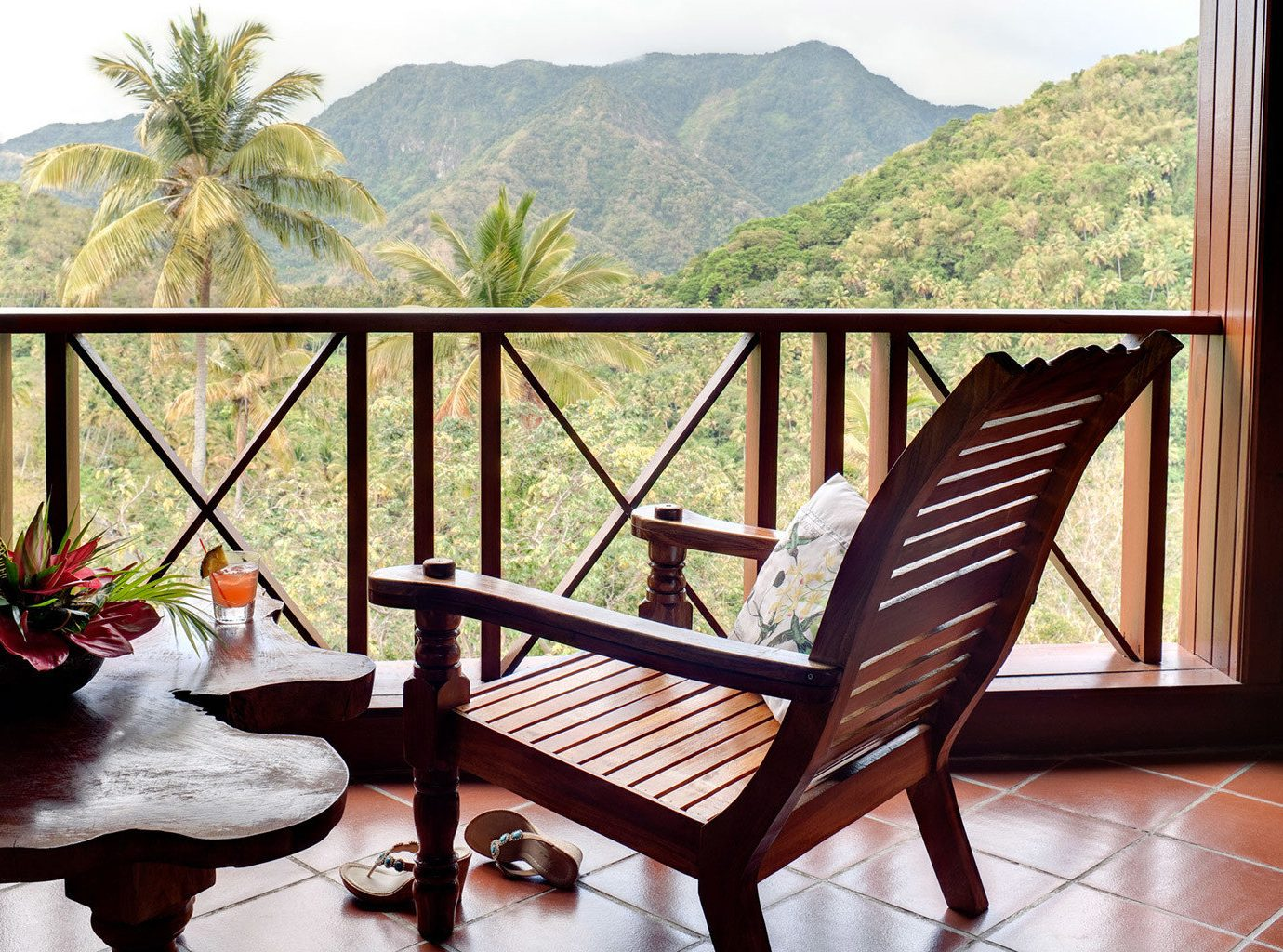 Adult-only Deck Honeymoon Hotels Luxury Luxury Travel Resort Romance Scenic views mountain building property furniture home interior design cottage estate porch