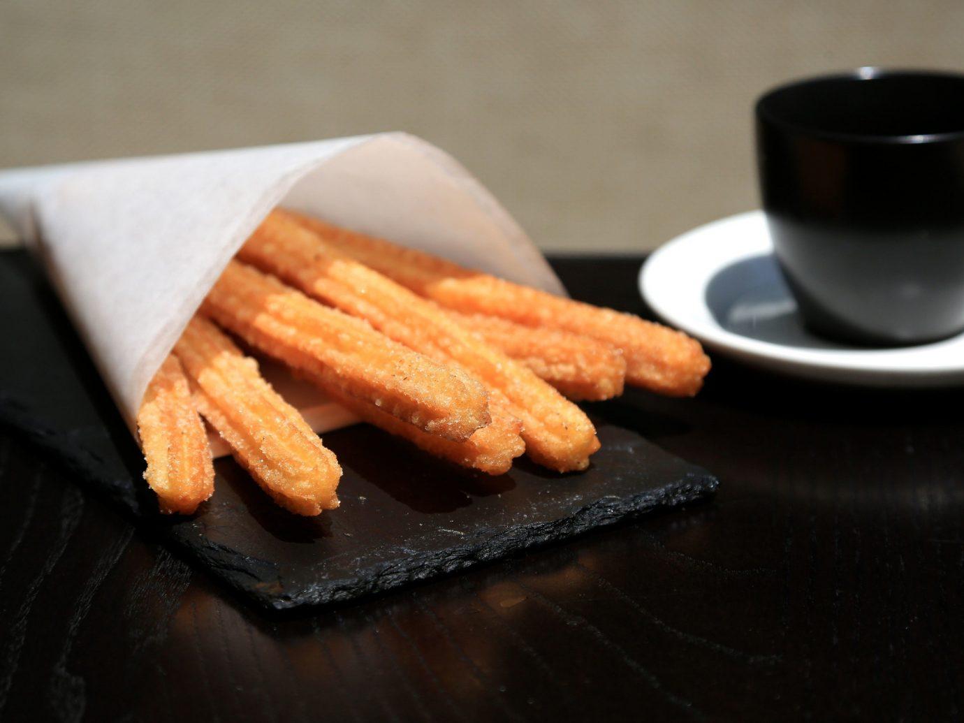 Food + Drink food indoor dish churro cuisine snack food produce meal flavor