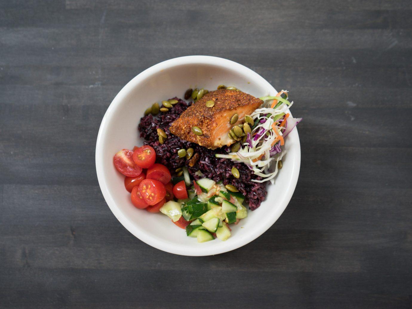 Food + Drink food table plate dish vegetable bowl meal produce plant breakfast fruit cuisine salad flowering plant meat