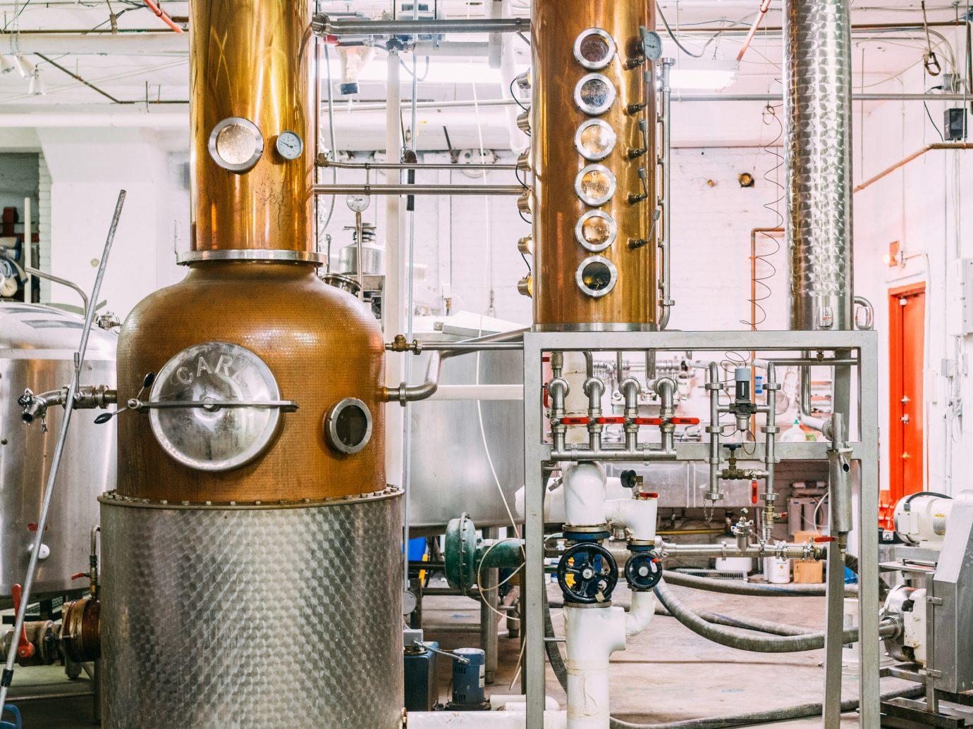 Brooklyn Food + Drink industry brewery