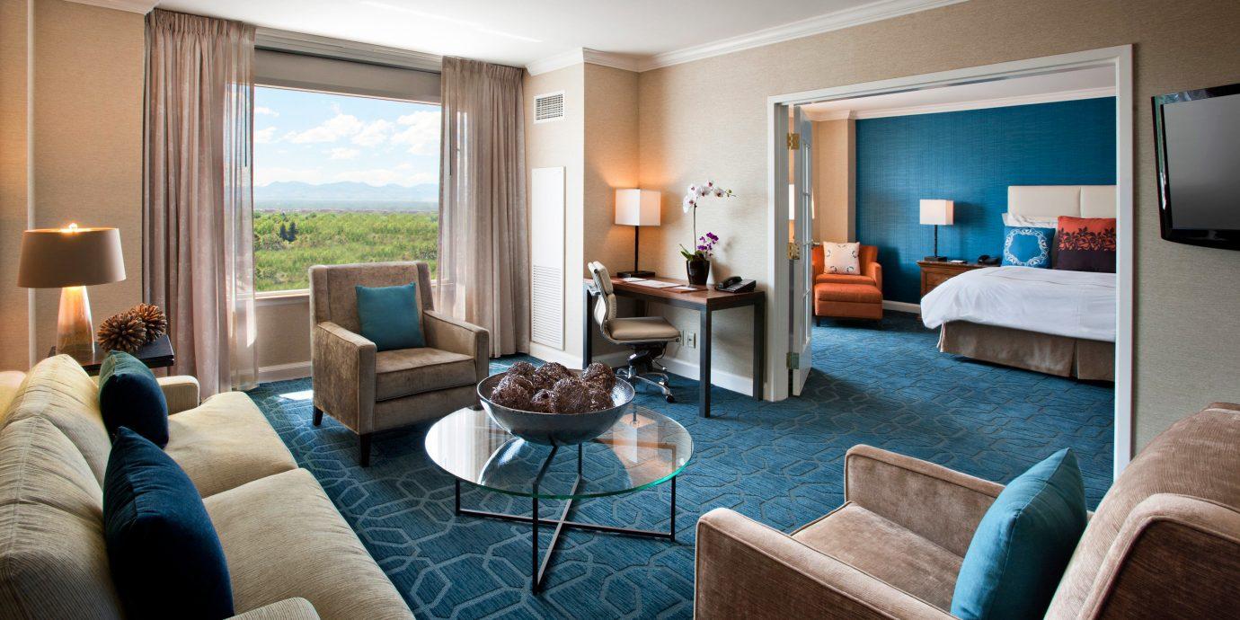 Balcony Bedroom Lounge Modern Suite sofa property living room condominium home Resort Villa cottage flat