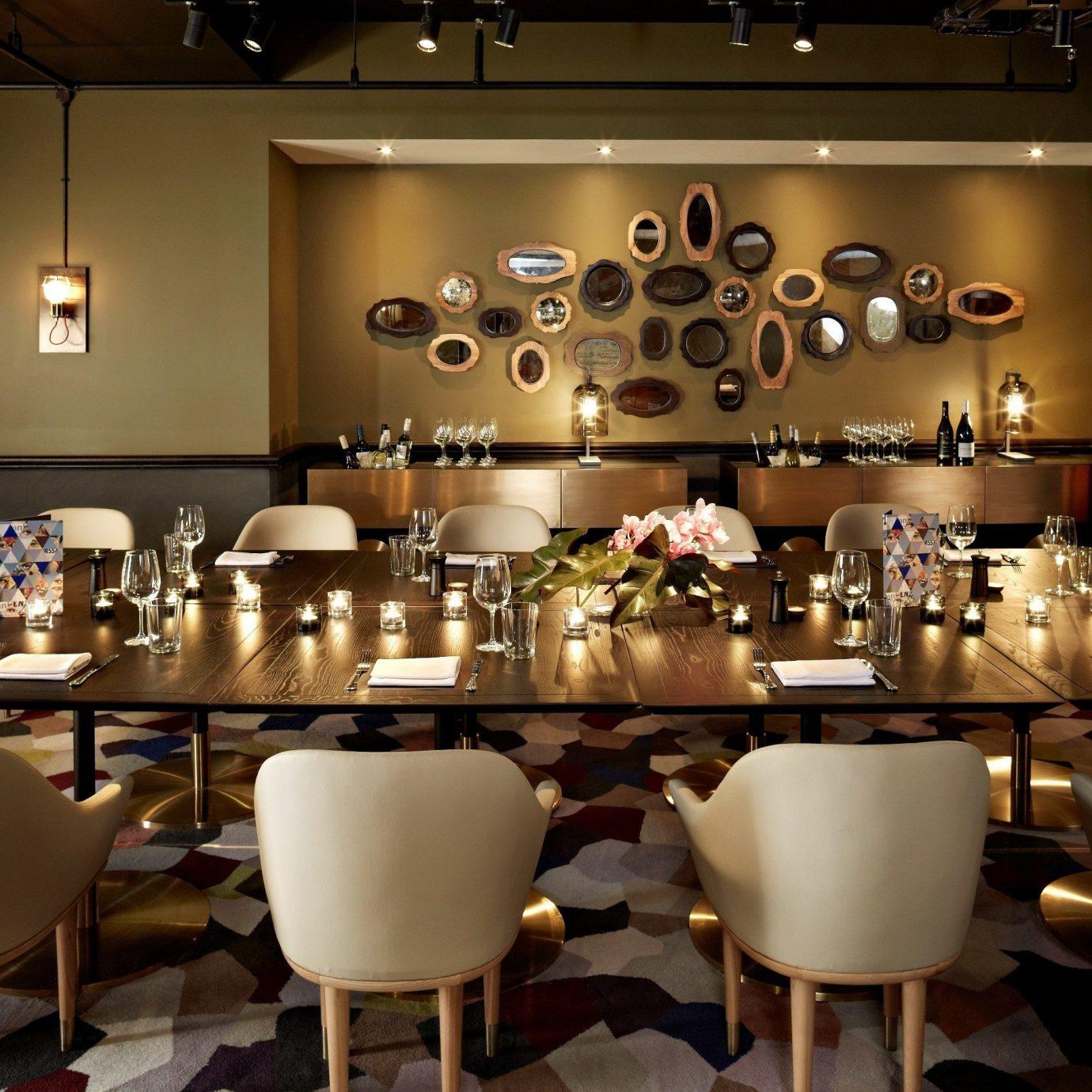 restaurant lighting function hall café Bar