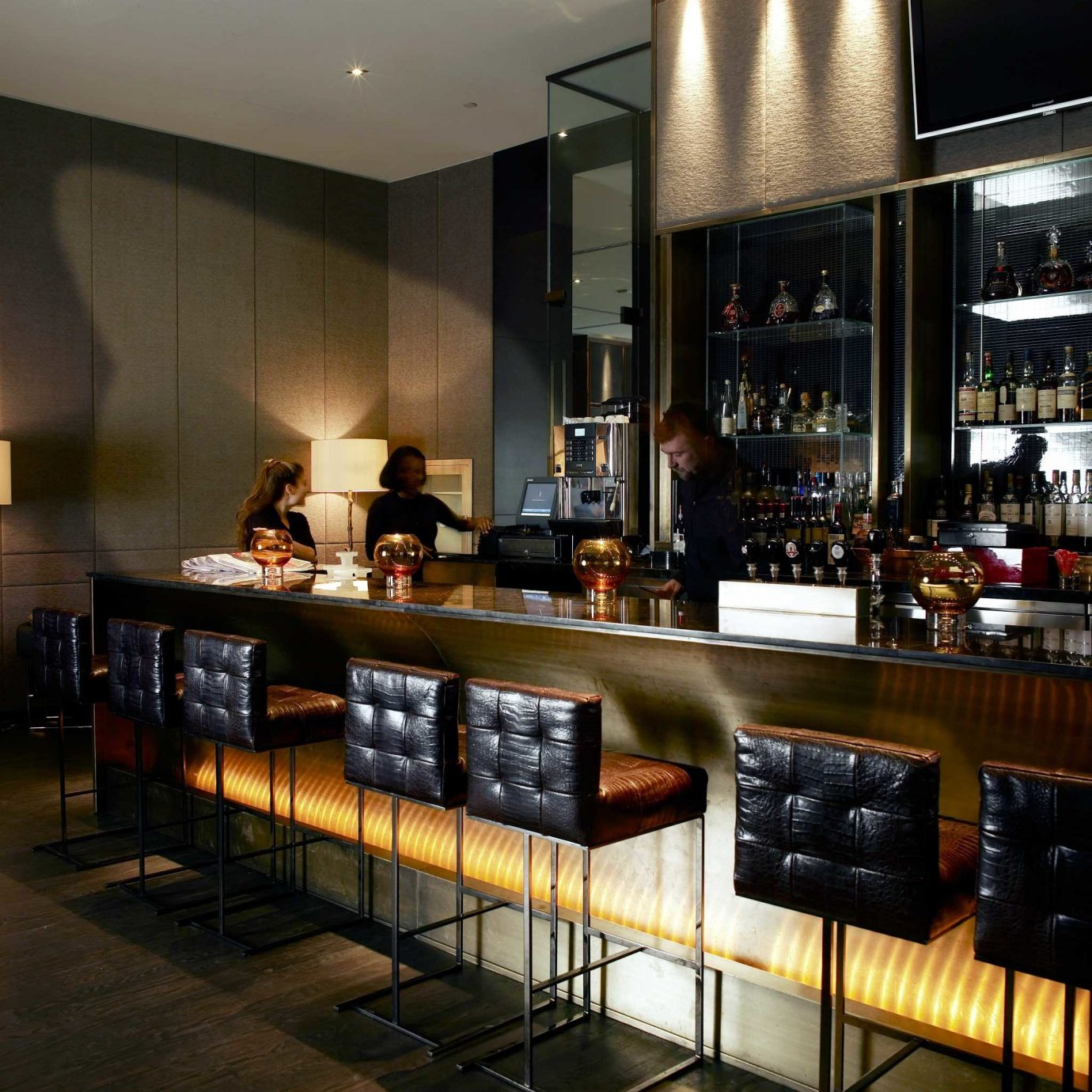 Bar Canada Drink Hotels Luxury Toronto restaurant café