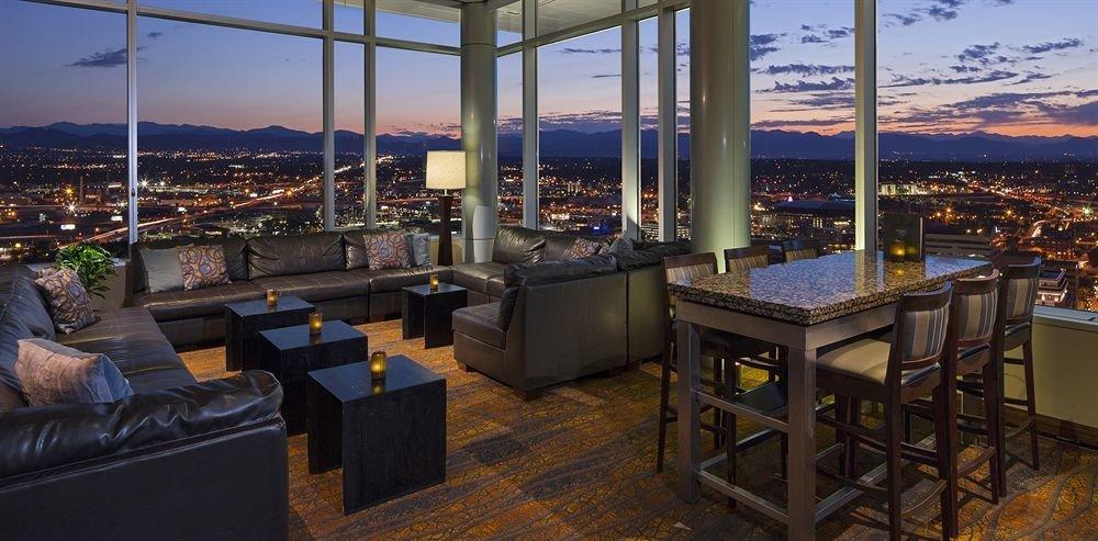 City Lounge Nightlife Resort Scenic views sky restaurant overlooking Bar Ocean