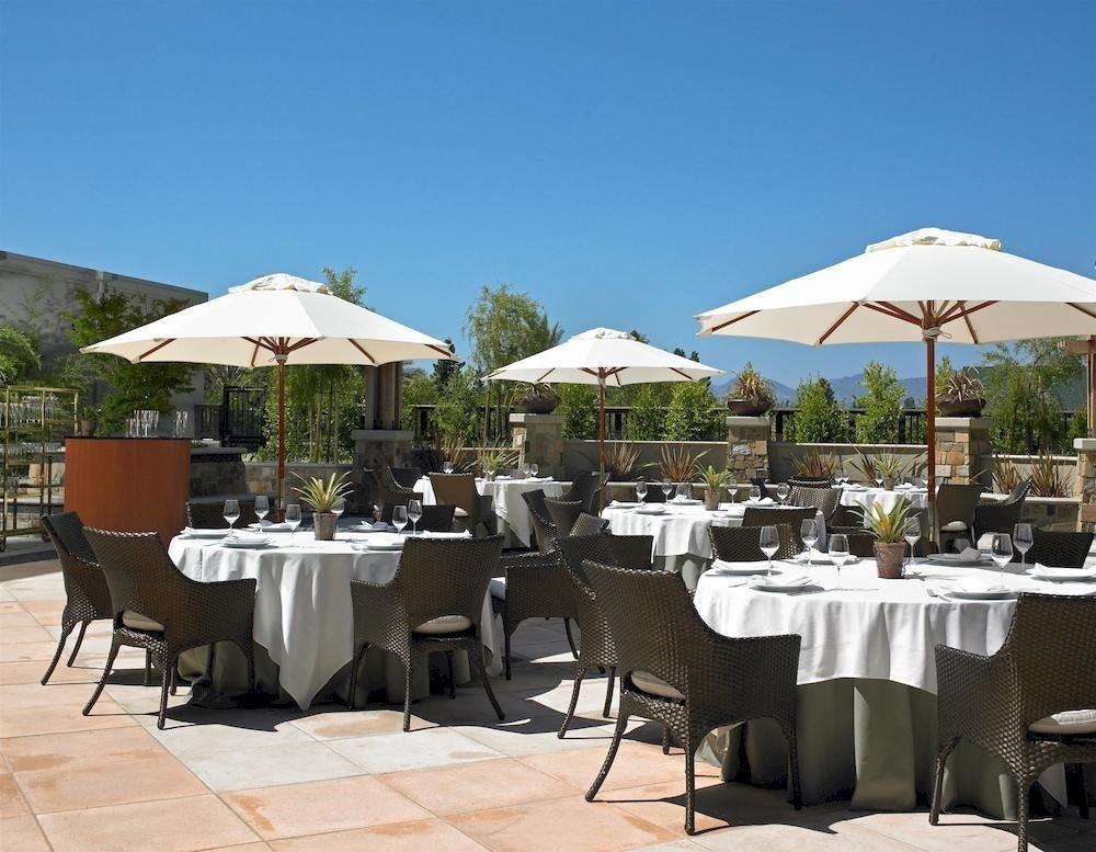 Bar Dining Drink Eat Elegant Luxury chair sky umbrella restaurant Resort Villa set