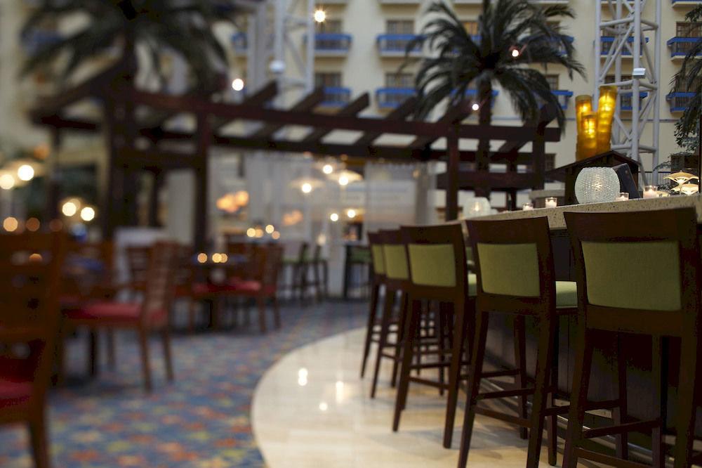 Bar Dining Drink Eat Hip Luxury Modern chair restaurant function hall Resort dining table