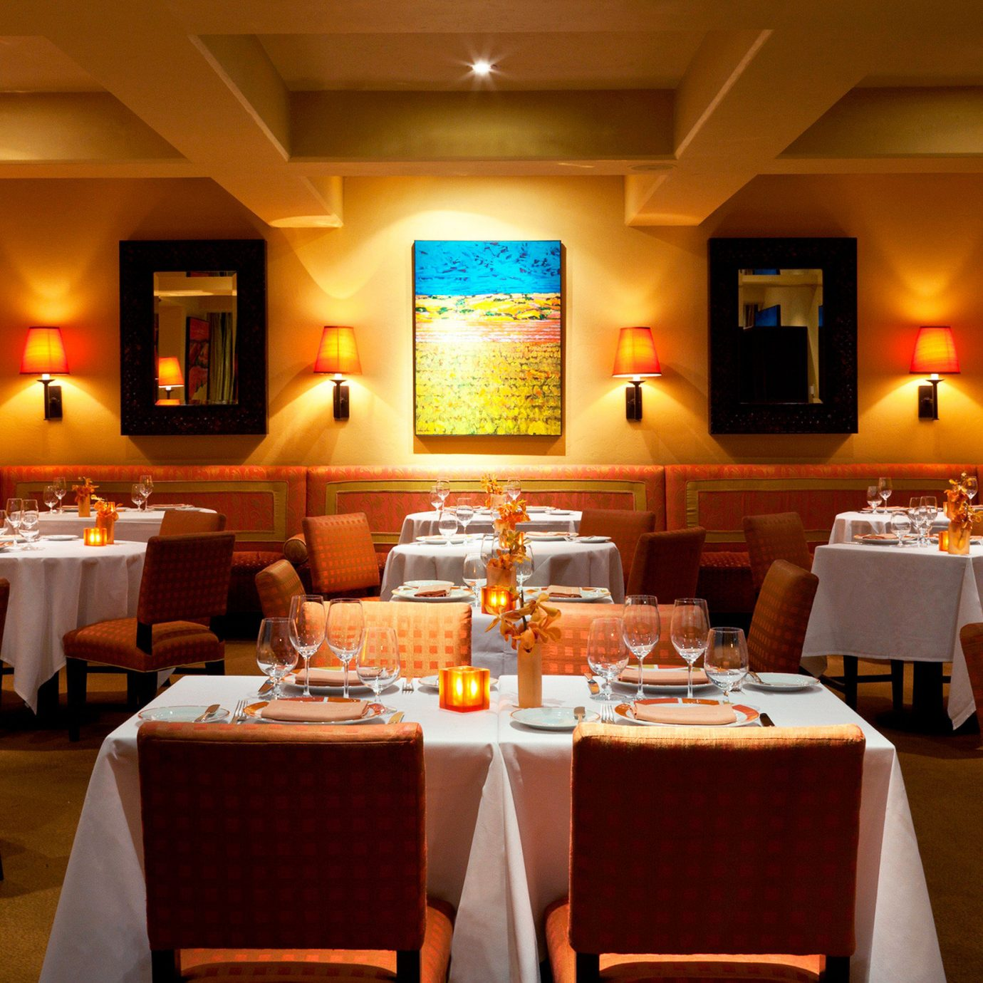 Bar Dining Drink Eat Romantic restaurant function hall Island