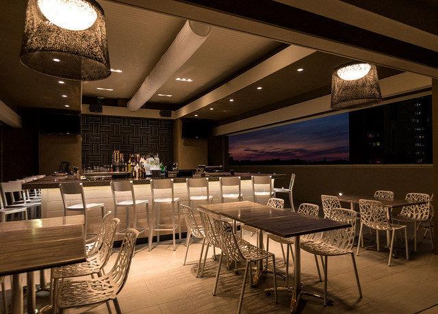 chair function hall scene restaurant conference hall lighting convention center ballroom Dining Lobby Bar