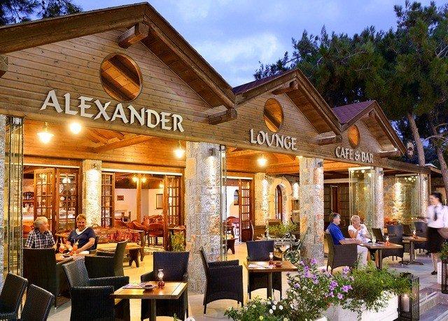 restaurant Resort home wooden Dining Bar