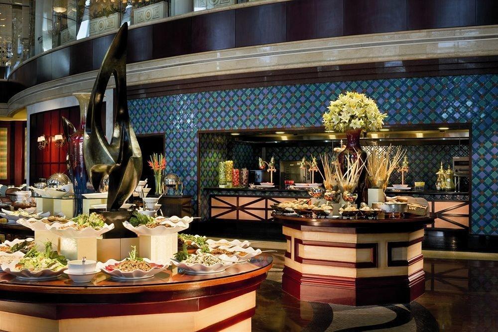 buffet restaurant Bar Lobby function hall brunch