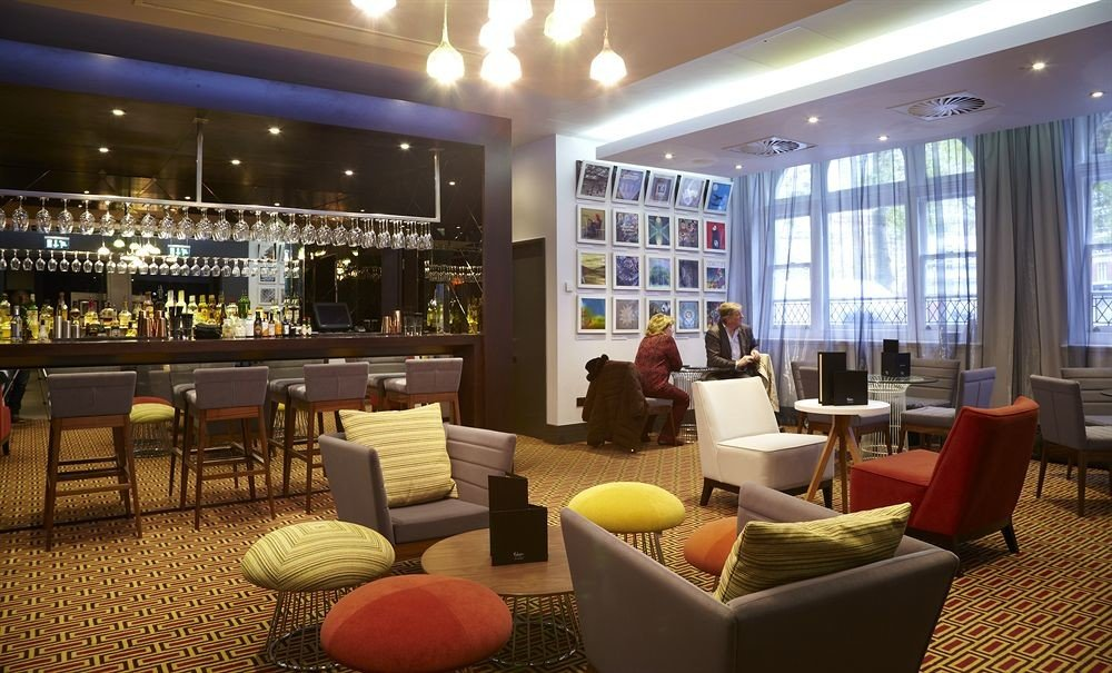 chair property Lobby living room restaurant condominium Bar Resort