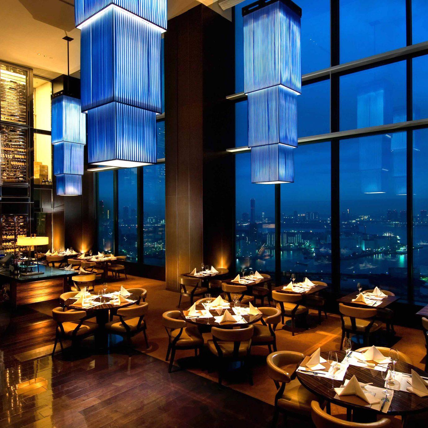 building restaurant Bar Resort set