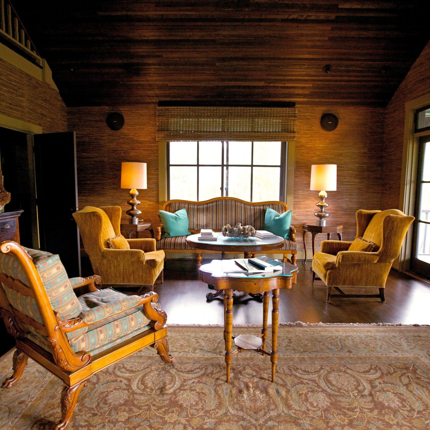 Beach Boutique Hotels Eco Hotels Lounge Luxury Travel Modern Romance chair property building house home living room cottage log cabin hardwood farmhouse Villa mansion