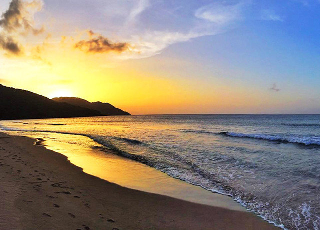 sky water Beach Nature shore Sunset Coast horizon Sea Ocean sunrise wind wave Sun wave cloud morning dawn dusk sunlight cape afterglow sand sandy