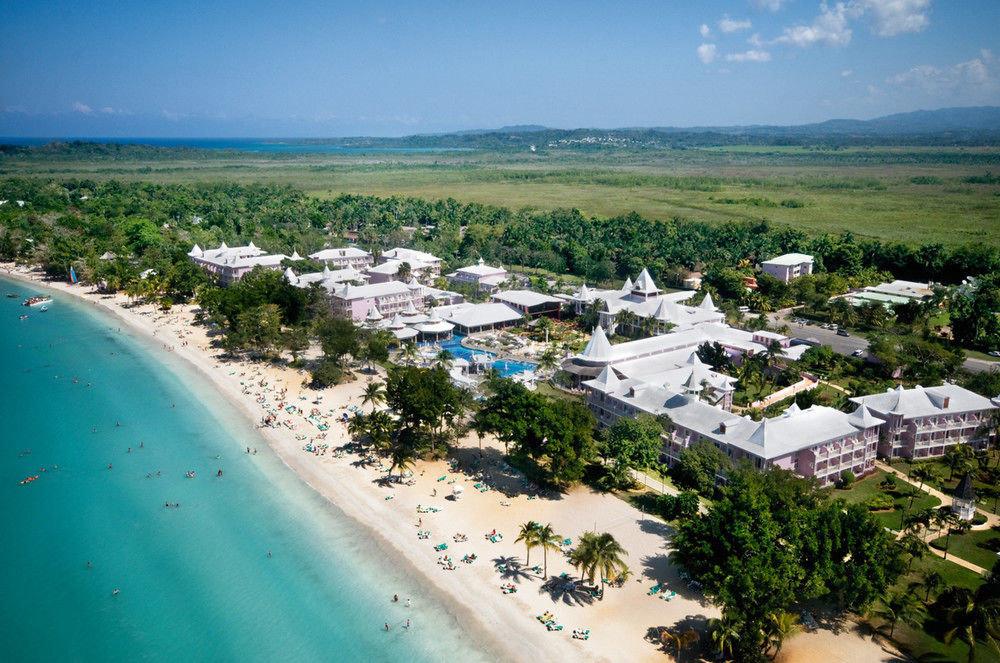mountain Nature aerial photography ecosystem Beach Sea Coast Resort bird's eye view cape shore caribbean overlooking hillside highland