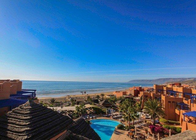 sky Beach property Sea Resort Coast Ocean panorama overlooking lined