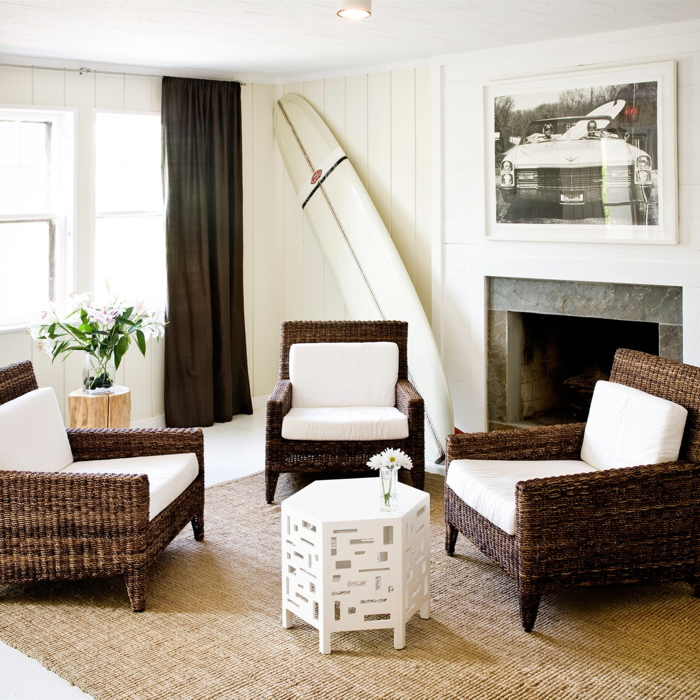Beachfront Country Lounge Outdoor Activities Resort chair property living room Suite home white cottage condominium