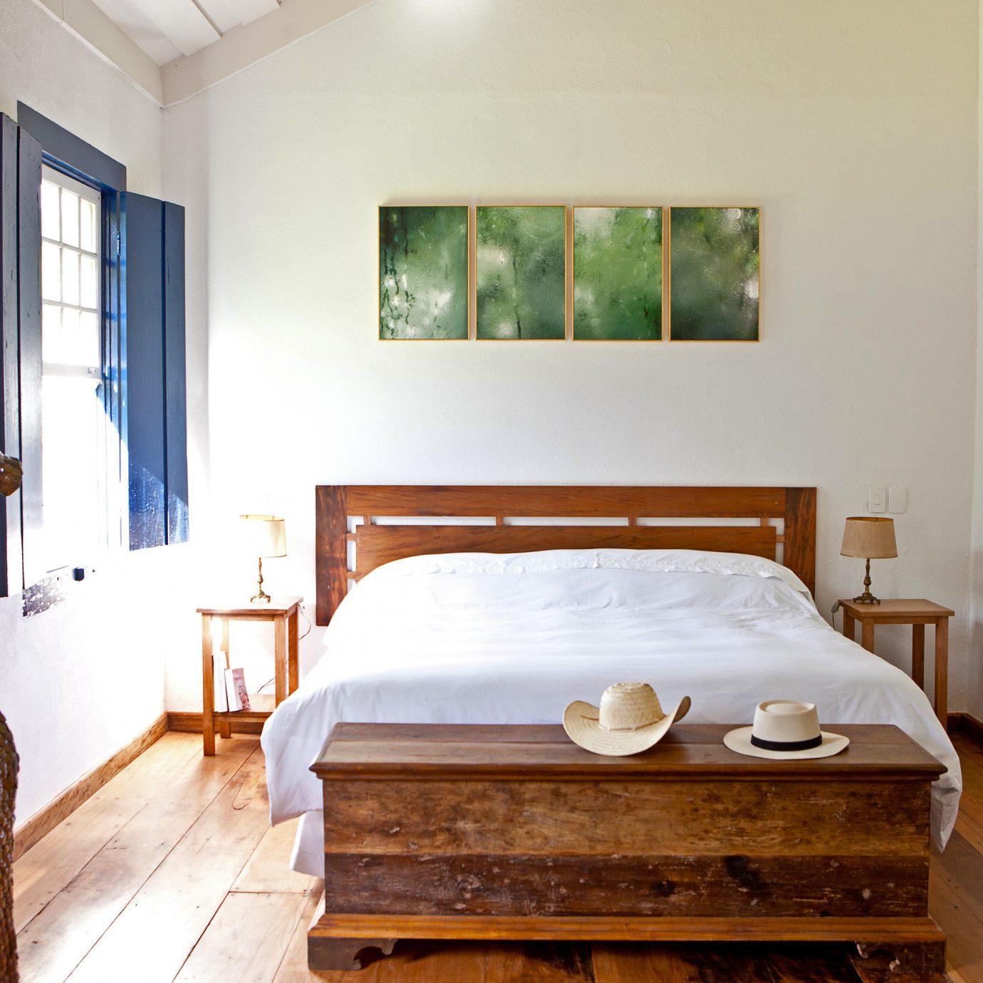 Bedroom Classic property cottage home hardwood Suite living room Villa