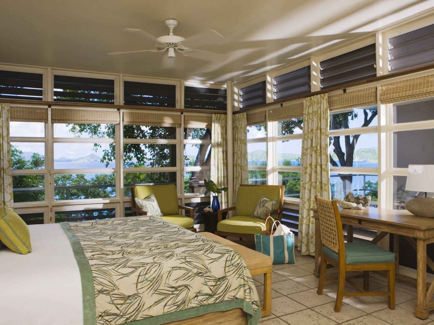 Bedroom Eco Family Luxury Resort Romantic Scenic views Suite Tropical property condominium living room home cottage