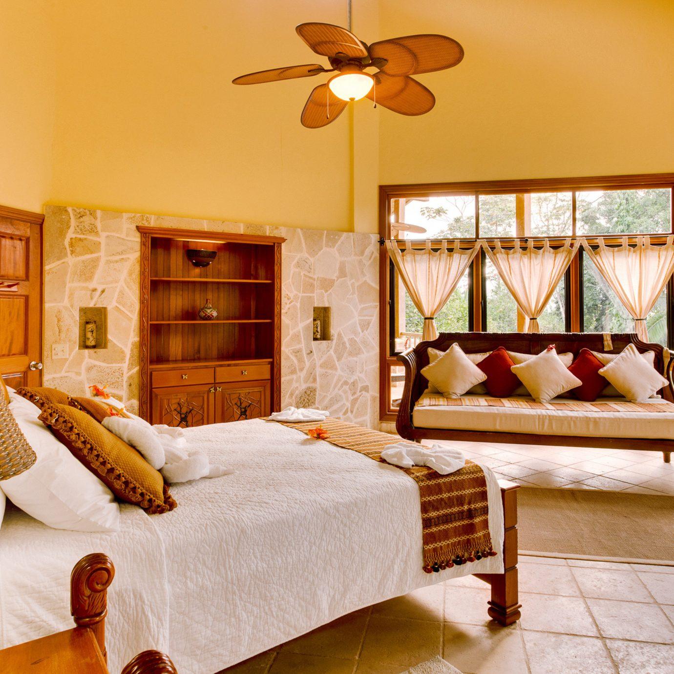Bedroom Lodge Rustic property home living room cottage hardwood farmhouse Suite Villa