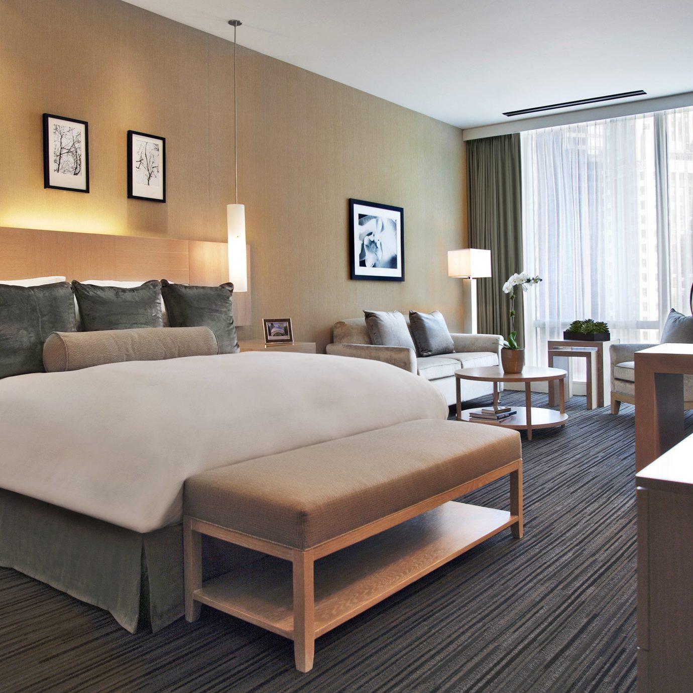 Bedroom Lounge Luxury Modern property living room Suite condominium