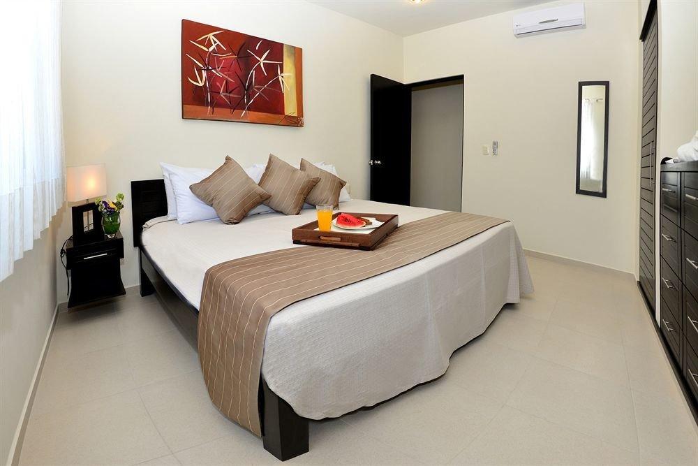 Bedroom Luxury Modern Suite property cottage living room