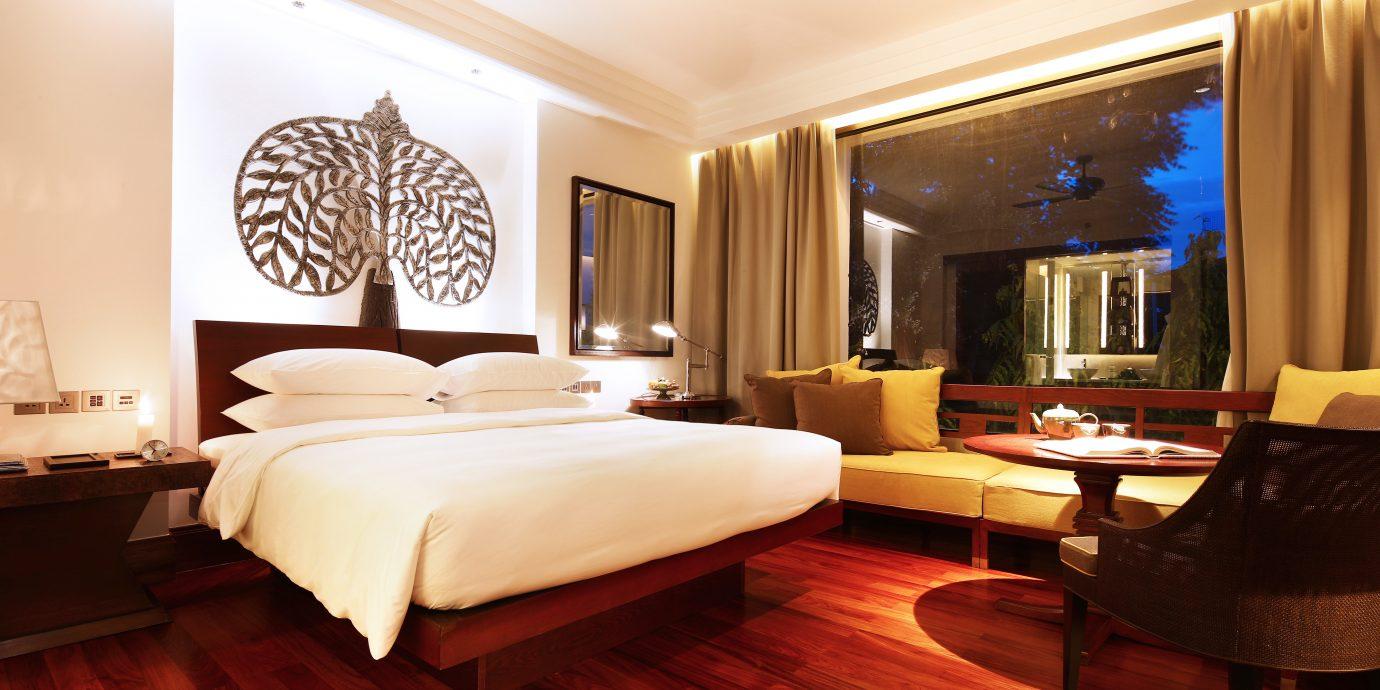 Bedroom Luxury Suite property living room Resort flat