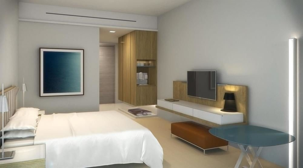 property living room condominium Suite home Bedroom cottage loft Modern