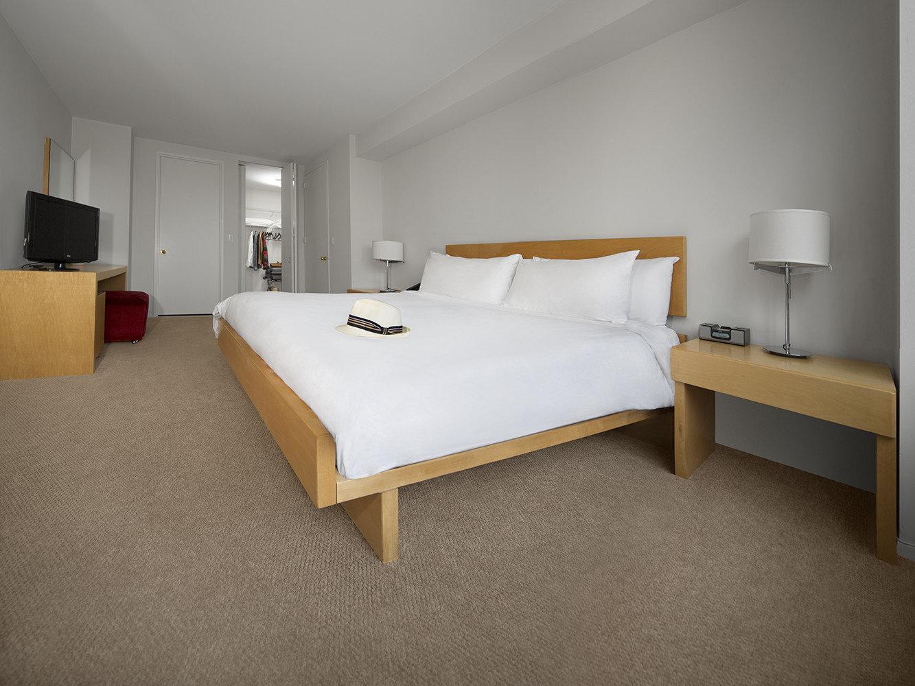 Bedroom property Suite hardwood bed frame flooring cottage bed sheet
