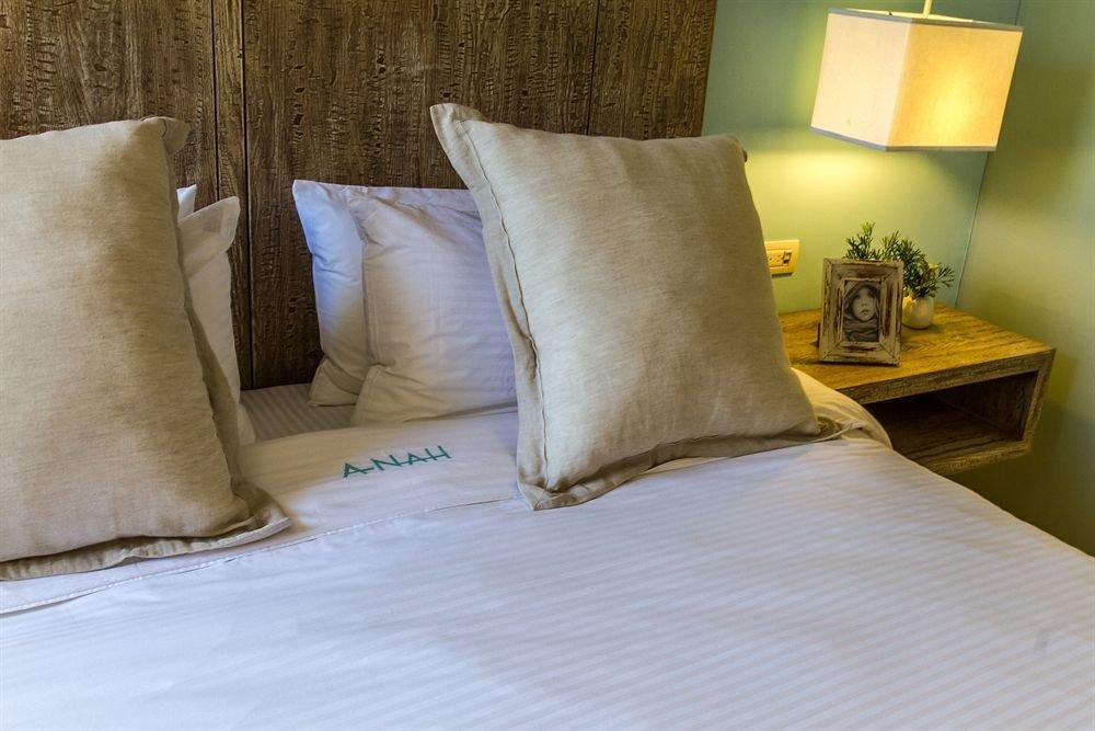 bed sheet duvet cover pillow textile Bedroom Suite sofa lamp