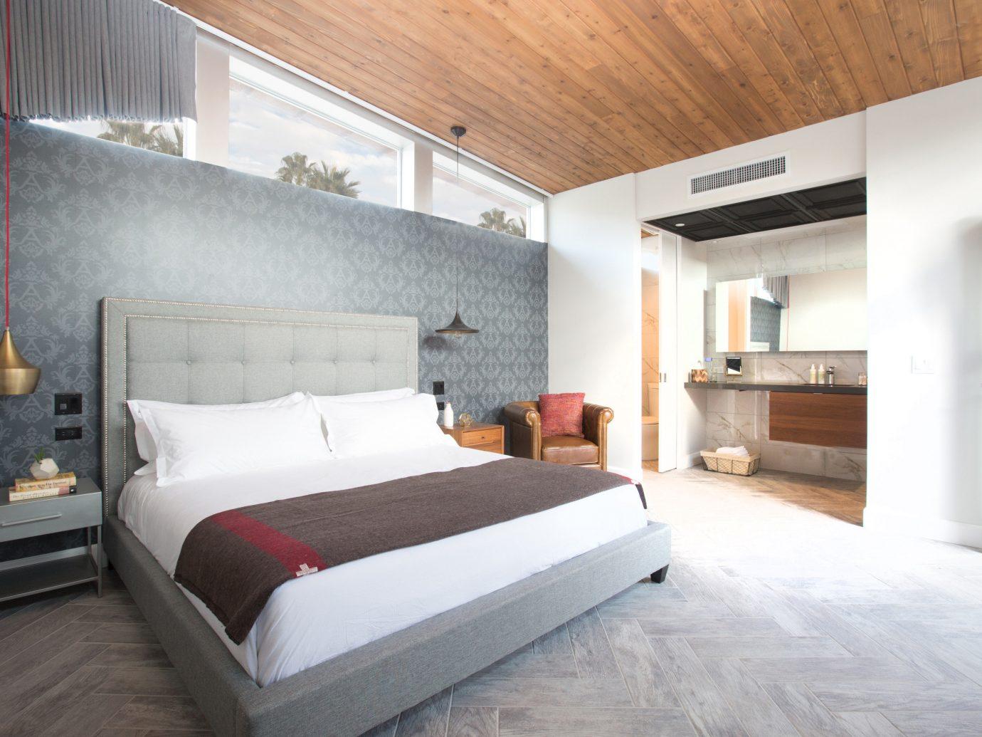 Bedroom at Parker Palm Springs